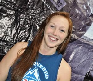 Chelsey Nelson - April MVP