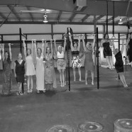 WOD THEN WINE!! FOR THE LADIES!
